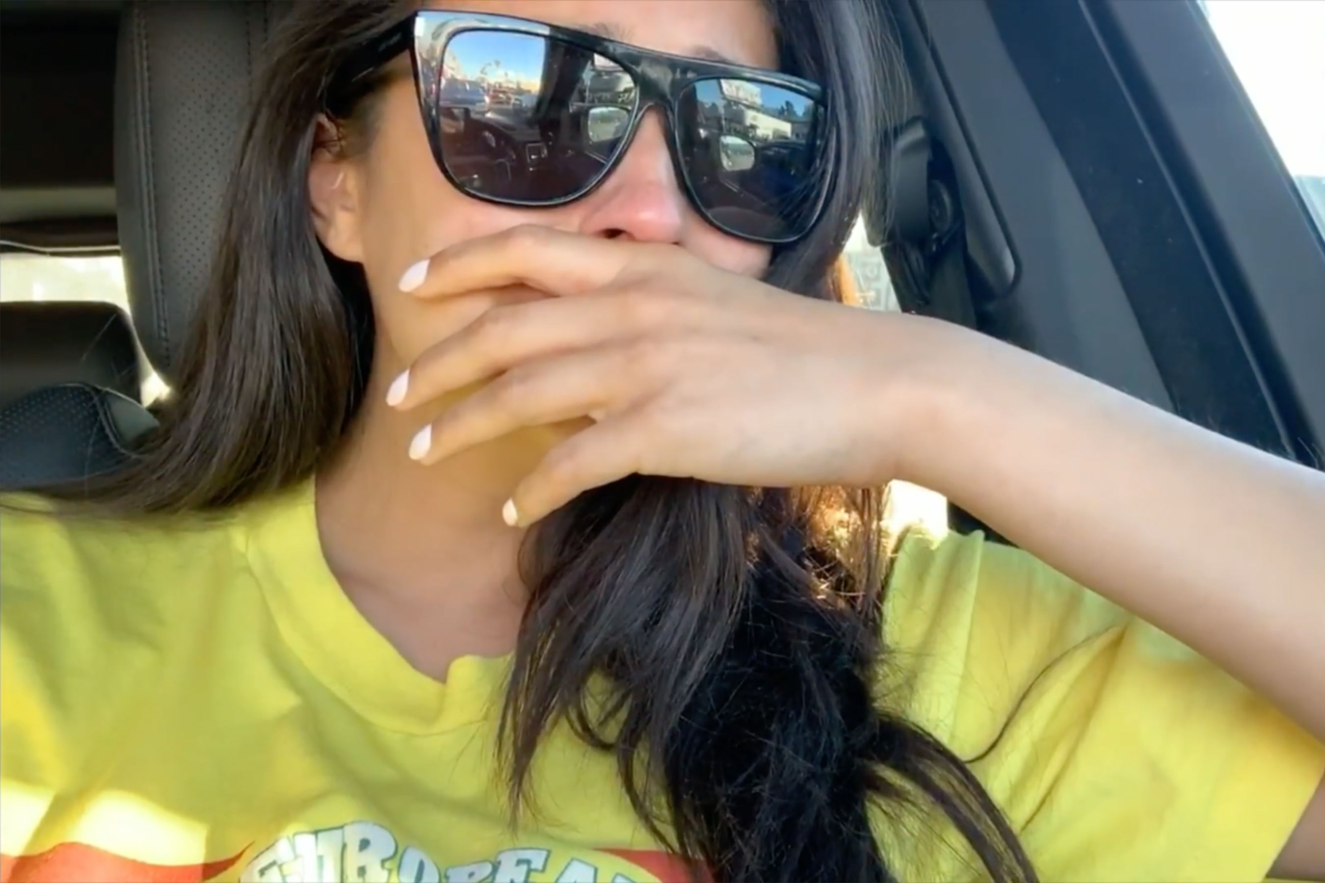 Pregnant Shay Mitchell Cries as She Recalls Previous Miscarriage