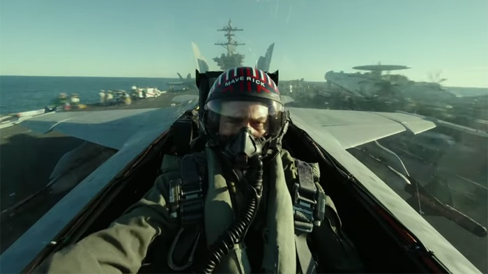 Tom Cruise Drops First Trailer for 'Top Gun: Maverick' at Comic-Con