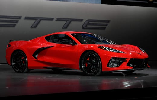2020 Chevrolet Corvette C8 Stingrays price and features draw gasps