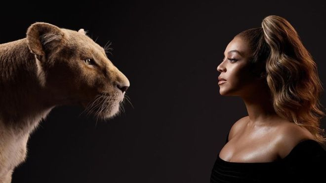 Beyoncés Lion King album is more about Beyoncé than The Lion King