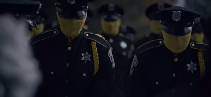 Watchmen Trailer: Who Watches the Watchmen (TV Series)?