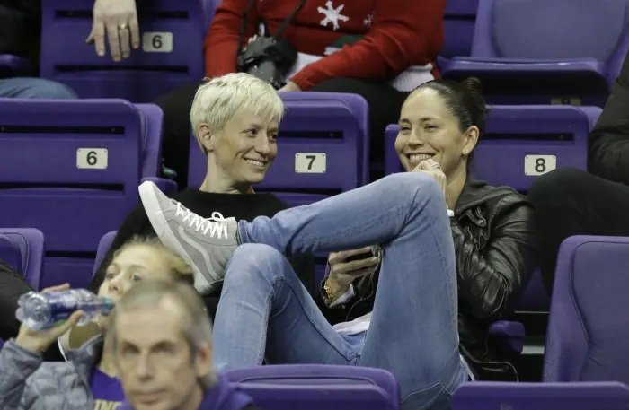 WNBA Player Sue Bird Defended Her Girlfriend Megan Rapinoe After Trump Came After The Soccer Star