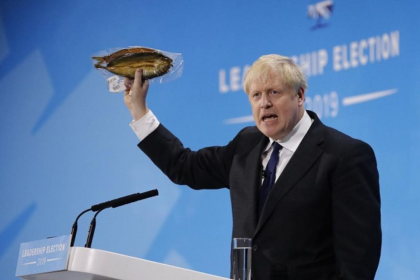 Sure, Boris Johnson is funny. But has he ever done a job well?