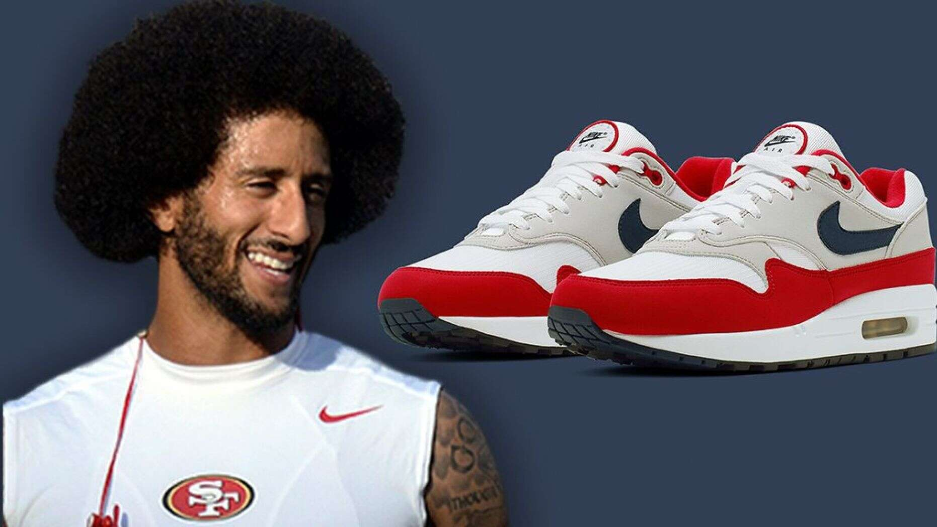 Nike dropped Betsy Ross-themed Fourth of July sneaker after Colin Kaepernick complained, report says
