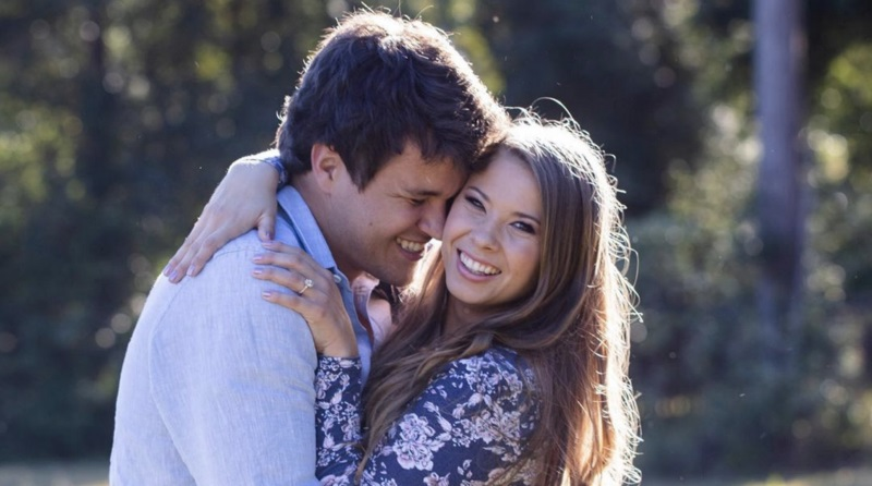 Bindi Irwin is engaged on her 21st birthday