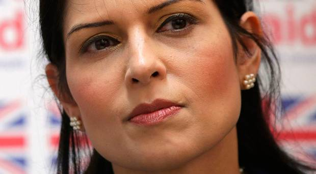 Priti Patel Set For Cabinet Return As Tories Jostle For Boris Johnsons Top Jobs