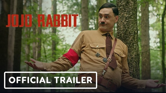 Jojo Rabbit, Official Trailer (2019) Taika Waititi, Scarlett Johansson