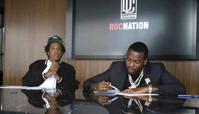 Meek Mill launches new record label with Jay-Zs Roc Nation