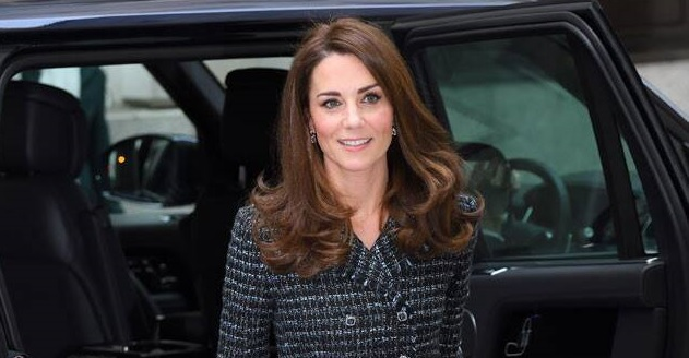 Kensington Palace Shuts Down Kate Middleton Botox Rumor