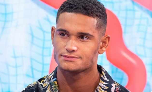 Love Islands Danny Williams Contacts Police Over Racist Death Threats
