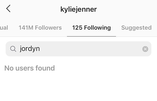 Kylie Jenner Unfollows Jordyn Woods After She's Seen Dancing With Khloe's Ex James Harden