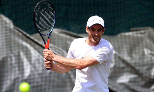 Andy Murray set for dream doubles partnership with Serena Williams