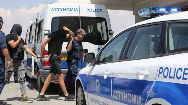 British woman arrested over false rape claim in Ayia Napa
