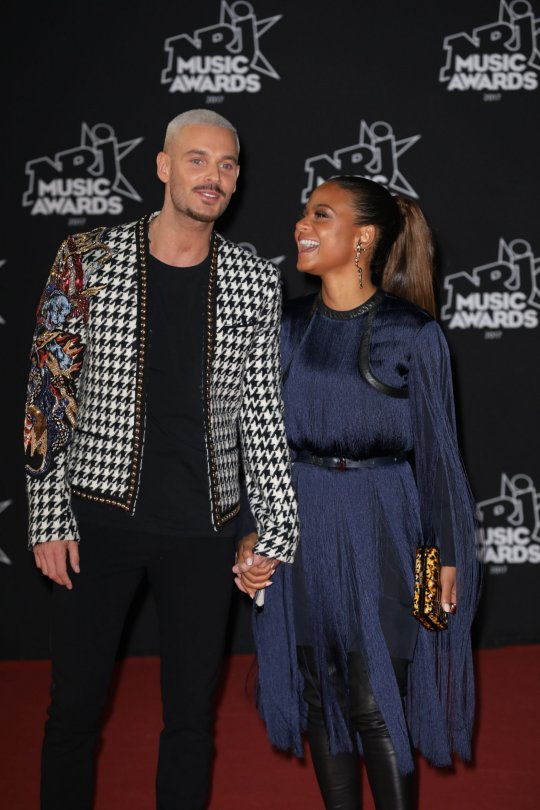Christina Milian shares adorable baby news with boyfriend Matt Pokora: 'What a blessing!'