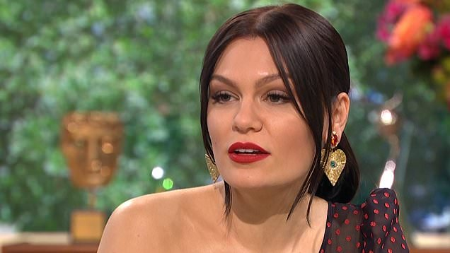 Jessie J shuts down Channing Tatum questions during awkward interview