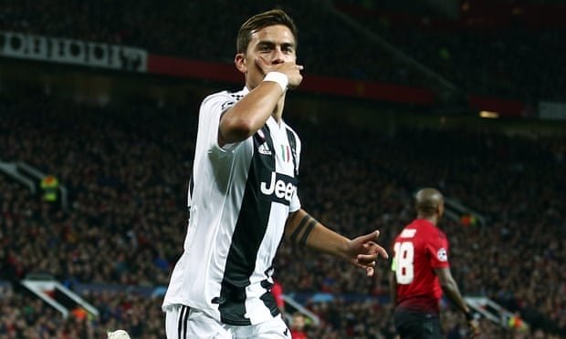 Manchester United in Dybala talks that may lead to Lukaku swap with Juventus