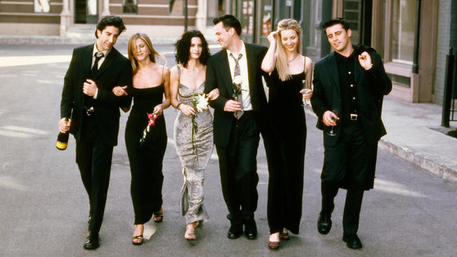 Friends Pop-Up Coming to NYC for Shows 25th anniversary