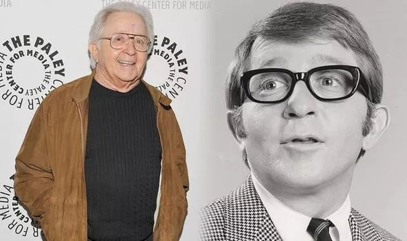 Arte Johnson dead: Laugh-In actor dies aged 90 after bladder and prostate cancer
