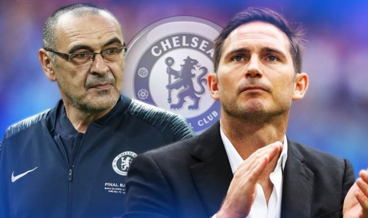 Frank Lampard confirmed as Chelsea manager to succeed Sarri