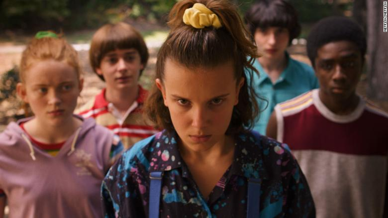 Stranger Things tackles teen troubles in third season