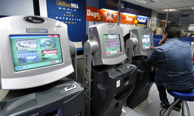 William Hill says 4,500 jobs at risk as FOBT reform bites