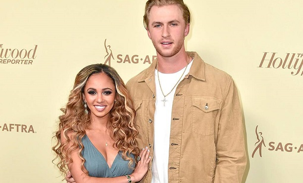 'Riverdale' Star Vanessa Morgan Engaged To Baseball Pro Michael Kopech