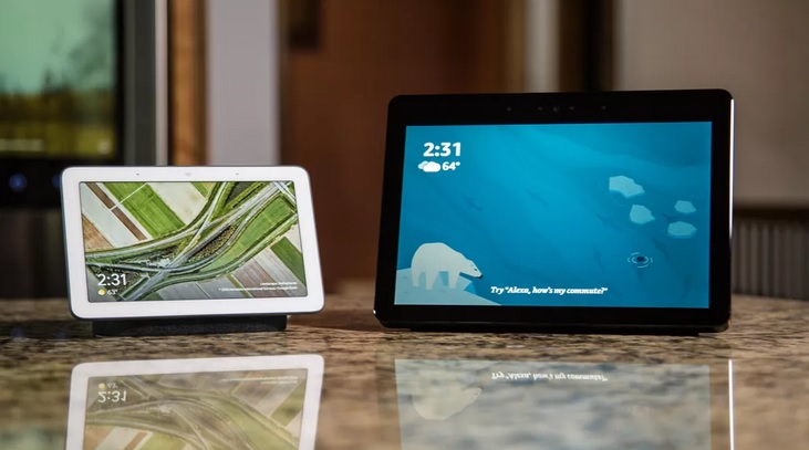Keeping up with the Google Nest Hub: The best smart displays of 2019