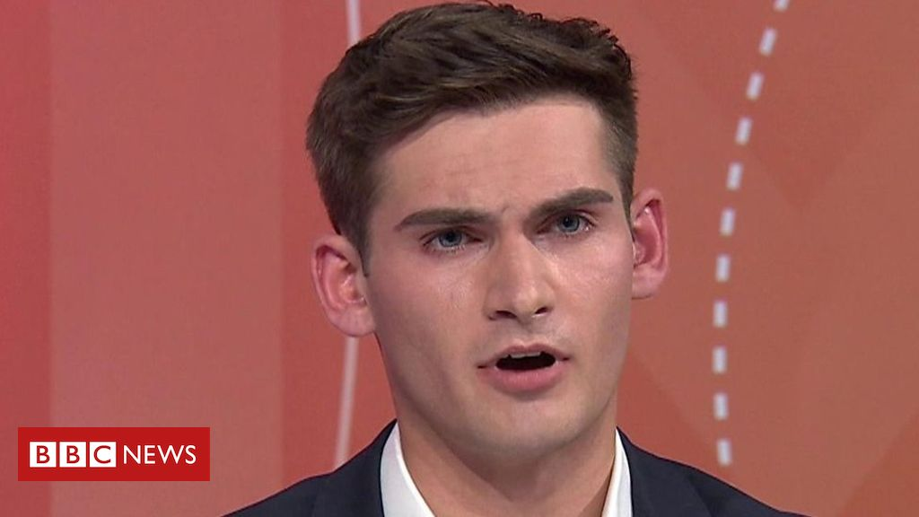 Tom Harwood on Question Time: Brexit Party anthem protest dignified