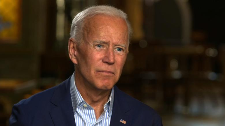 Joe Biden says he wasnt prepared for Kamala Harris to confront him the way she did