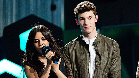 Camila Cabello & Shawn Mendes Look Flirty At 4th Of July Pool Party 4 Wks. After Her Split