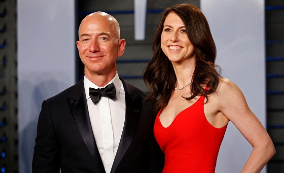 Amazon founder Bezos divorce final with $38 billion settlement: report