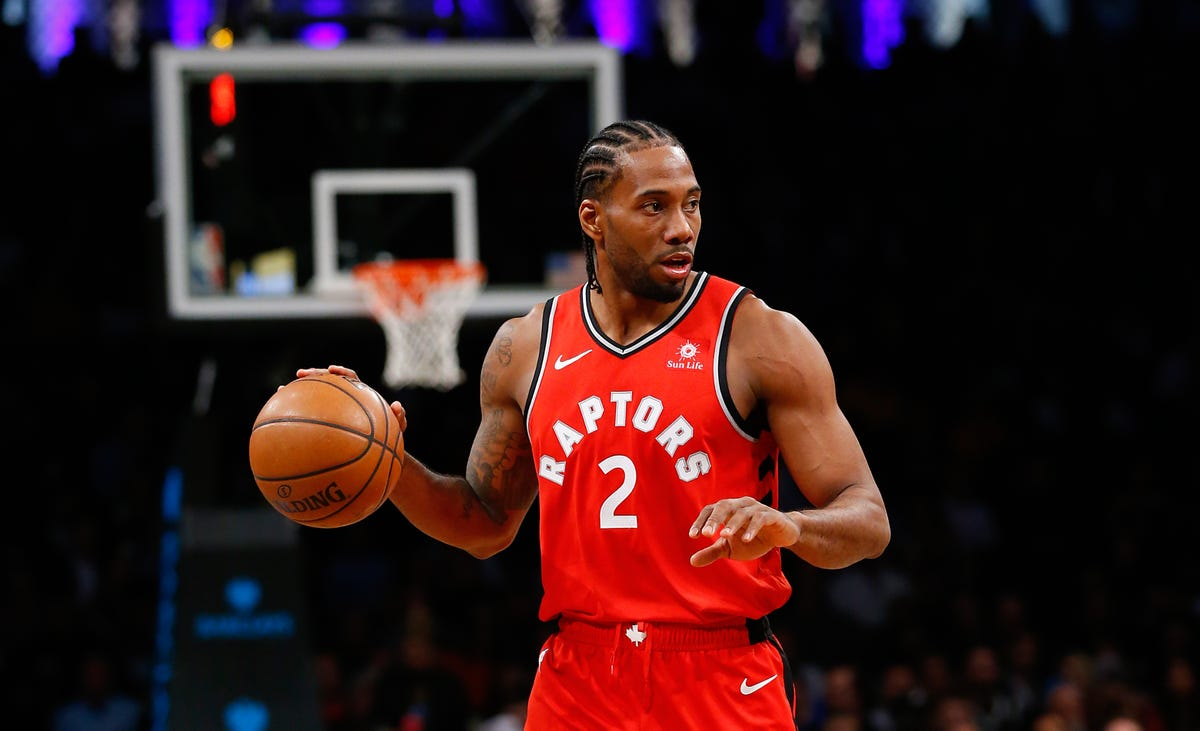 Kawhi Leonard signing with Los Angeles Clippers; Paul George joining him via monster trade