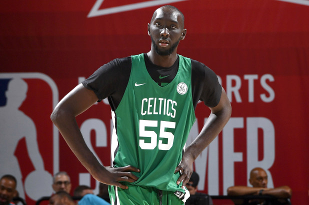 Tacko Fall had his moments