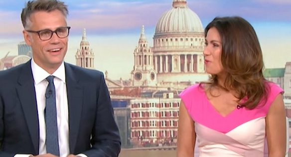 Richard Bacons GMB treatment at hands of co-host Susanna Reid slammed by outraged viewers