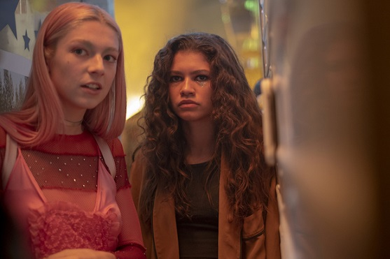 'Euphoria' Star Hunter Schafer on What That 'Completely F–ed' Nate Twist Means for Jules and Rue
