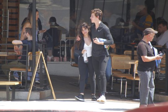 Shawn Mendes and Camila Cabello are doing nothing to shut down relationship rumours
