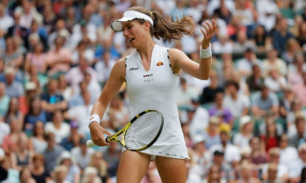Johanna Konta crashes out as Barbora Strycova powers into semi-finals