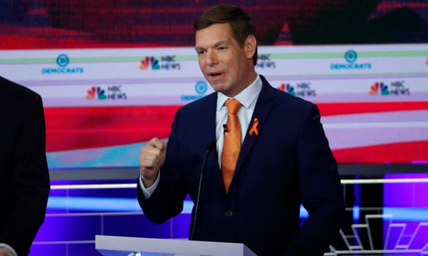 California congressman Eric Swalwell withdraws from 2020 presidential race