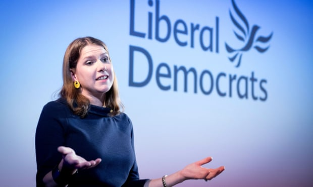 If Jo Swinson is serious about stopping a no-deal Brexit, she must support Corbyn