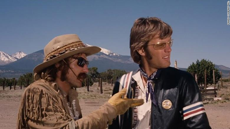 Peter Fonda, star of Easy Rider, has died