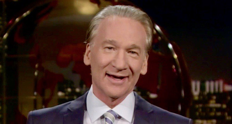 HBO's Bill Maher hilariously ridicules Trump conspiring with Putin to make it look like they're not best pals