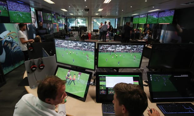 VAR VAR voom! The Premier League gets set for video referees