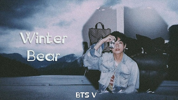 BTS member V releases Winter Bear music video
