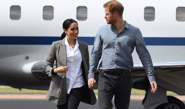 Meghan Markle and Prince Harry Travel to Rome for Friend Misha Nonoos Wedding
