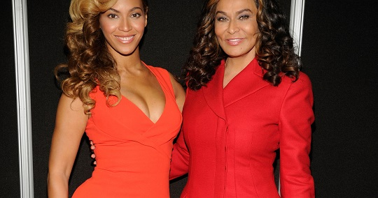 Beyonce Receives Touching Birthday Note From Mom Tina: God Sent You