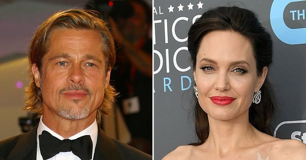 Brad Pitt Reveals He Was in a Recovery Group Following Split From Angelina Jolie