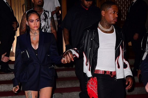 Kehlani and Rapper YG Go Public With Their Romance at New York Fashion Week