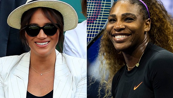 Meghan Markle Flies to NYC to Watch Serena Williams in US Open Final