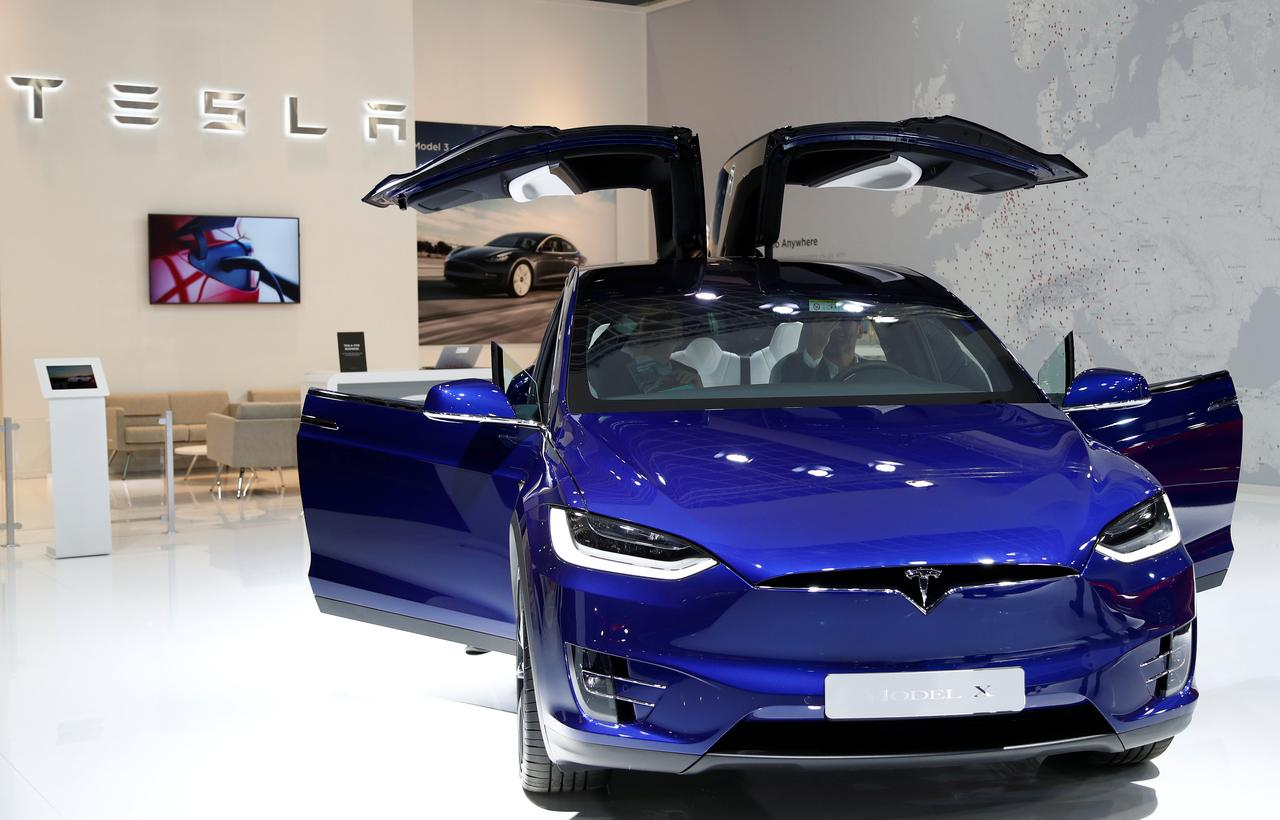 Tesla overtakes Volkswagen as worlds second most valuable carmaker