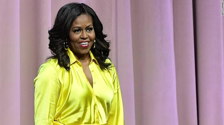 Michelle Obama wins a Grammy, a third for the household